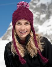 Glacier Pom-Pom Hat