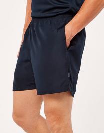 Classic Fit Plain Sports Short