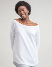 Women`s Loose Fit Long Sleeve T